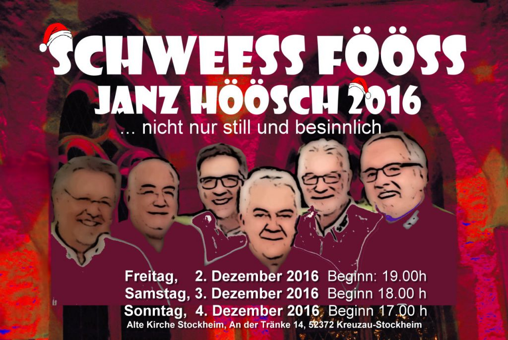 SchweessFööss_Janz höösch_2016Web