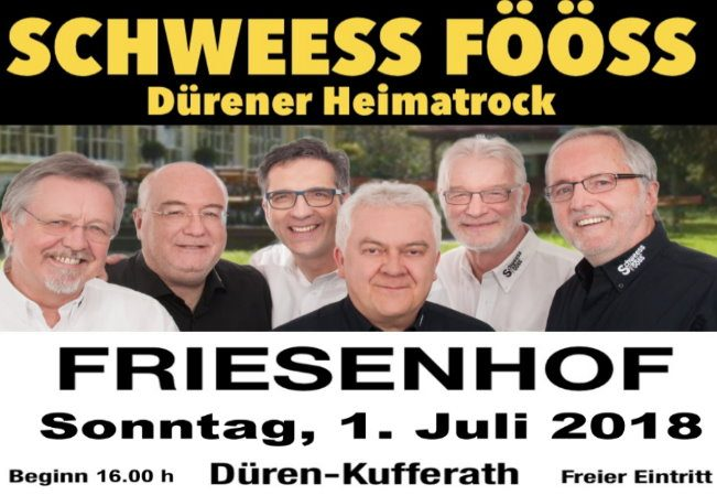 Plakat Friesenhof 2018 Slider