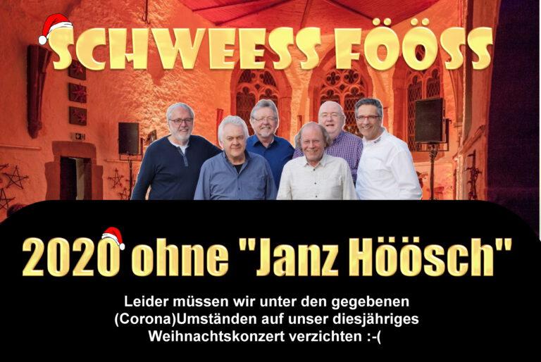 SchweessFööss_Janz höösch_2020